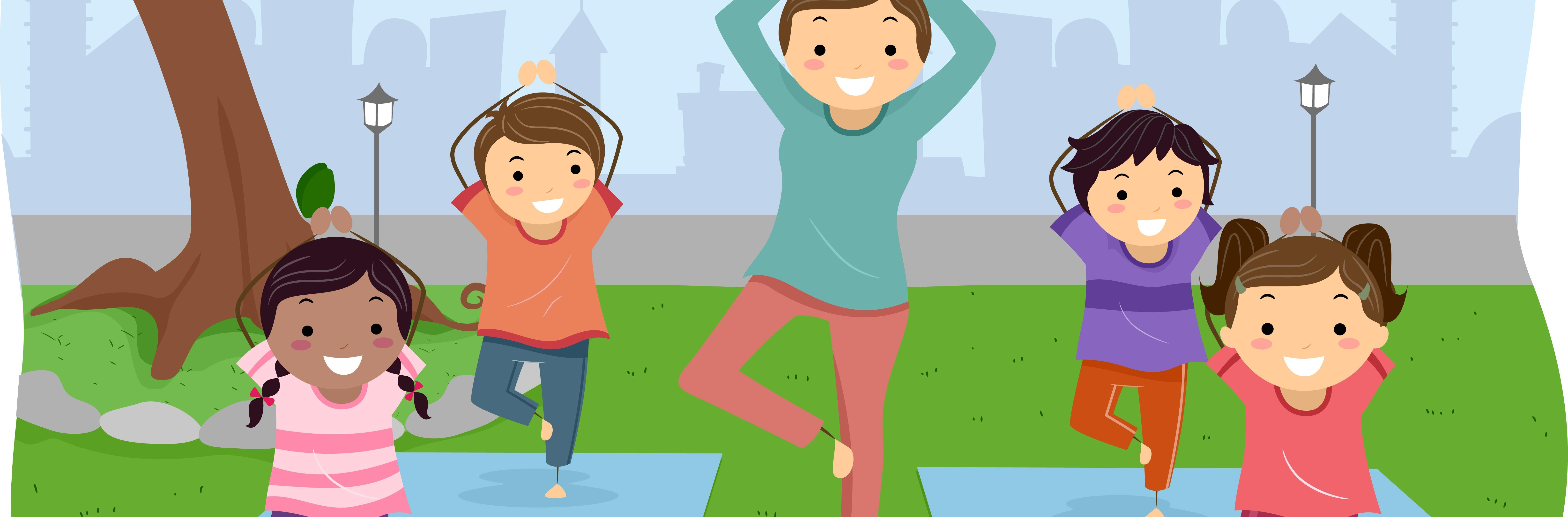 5 Simple Yoga Poses For Kids And Their Benefits Hello Parent